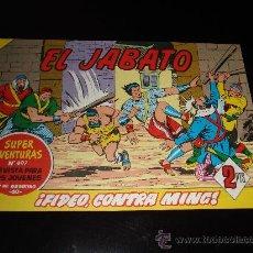 Tebeos: EL JABATO Nº 274 ¡FIDEO, CONTRA MING!. Lote 27257151