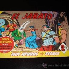 Tebeos: EL JABATO Nº 275 ¡LOS APUROS DE FIDEO!. Lote 27257193