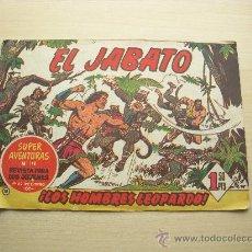 Tebeos: EL JABATO Nº 15, EDITORIAL BRUGUERA. Lote 27379498