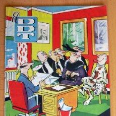 Tebeos: EL DDT Nº 286 - EDITORIAL BRUGUERA 1951. Lote 27310022