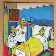 Tebeos: EL DDT Nº 202 - EDITORIAL BRUGUERA 1951. Lote 27310870
