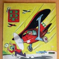 Tebeos: EL DDT Nº 292 - EDITORIAL BRUGUERA 1951. Lote 27332221