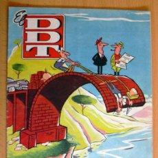 Tebeos: EL DDT Nº 466 - EDITORIAL BRUGUERA 1951. Lote 27334920