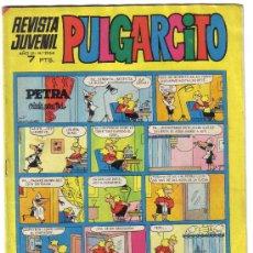 Tebeos: PULGARCITO 2154, 7 PTS. EL SHERIFF KING, EL VALLE DE LOS FORAJIDOS, EPISODIO 8.1972. LITERACOMIC.. Lote 27465529