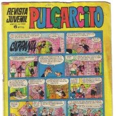 Tebeos: PULGARCITO Nº 2137. 6 PTS. BRUGUERA 24 DE ABRIL DE 1972. LITERACOMIC.. Lote 27529894