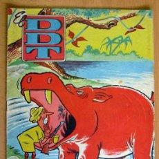 Tebeos: EL DDT Nº 492 - EDITORIAL BRUGUERA 1951. Lote 27535993