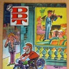Tebeos: EL DDT Nº 542 - EDITORIAL BRUGUERA 1951. Lote 27537149