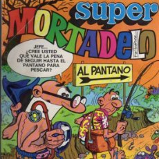 Tebeos: SUPER MORTADELO - Nº 30 - 1974 - ED. BRUGUERA. Lote 27538306