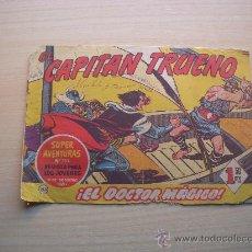 Tebeos - EL CAPITÁN TRUENO Nº 213, EDITORIAL BRUGUERA - 27757229