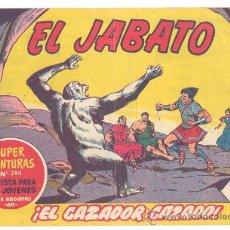 Tebeos: EL JABATO Nº.116, ORIGINAL. Lote 27750577