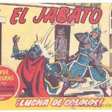 Tebeos: EL JABATO Nº.140, ORIGINAL. Lote 27750614