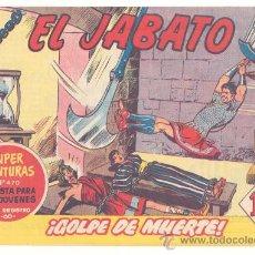 Tebeos: EL JABATO Nº.146, ORIGINAL. Lote 27750648