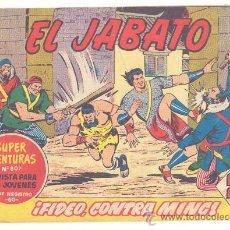 Tebeos: EL JABATO Nº.274, ORIGINAL. Lote 27750693