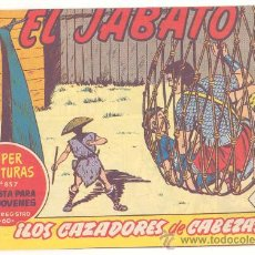 Tebeos: EL JABATO Nº.299, ORIGINAL. Lote 27750707