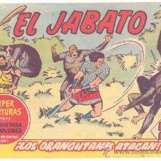 Tebeos: EL JABATO Nº.307, ORIGINAL. Lote 27750722