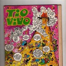 Tebeos: (M-10) TIO VIVO EXTRA DE VERANO 1970 - EDT BRUGUERA , SEÑALES DE USO. Lote 27759392