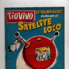 BDs: (M-10) TIO VIVO EXTRAORDINARIO DEDICADO AL SATELITE LOCO 1958 - EDT BRUGUERA , SEÑALES DE USO. Lote 27759408