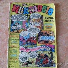 Tebeos: MORTADELO,AÑO III,Nº 86,AÑO 1972. Lote 27759841