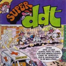 Tebeos: SUPER DDT - Nº 38 - 1976 - EDITORIAL BRUGUERA. Lote 27772552