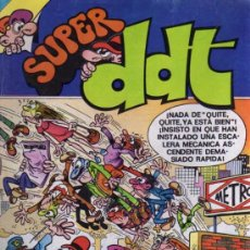 Tebeos: SUPER DDT - Nº 41 - 1976 - EDITORIAL BRUGUERA. Lote 27772567