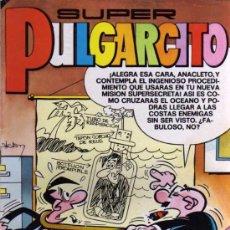 Tebeos: SUPER PULGARCITO - Nº 64 - 1976 - EDITORIAL BRUGUERA. Lote 27772671