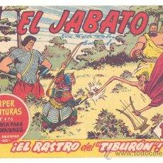 Tebeos: EL JABATO Nº. 148, ORIGINAL. Lote 27794664