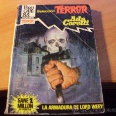 Tebeos: SELECCION DE TERROR Nº 600 ( ED. BRUGUERA ) ( BOL1). Lote 27833474