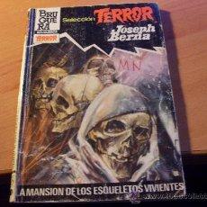 Tebeos: SELECCION DE TERROR Nº 546 ( ED. BRUGUERA ) ( BOL1). Lote 27833598