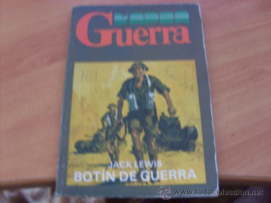 BOTIN DE GUERRA Nº 4 KAPRA GUERRA ( BOL1) (Tebeos y Comics - Bruguera - Otros)