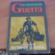 Tebeos: BOTIN DE GUERRA Nº 4 KAPRA GUERRA ( BOL1). Lote 27824827