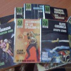 Tebeos: LOTE 9 HEROES DEL ESPACIO ( ED. BRUGUERA ) ( BOL1). Lote 27833371