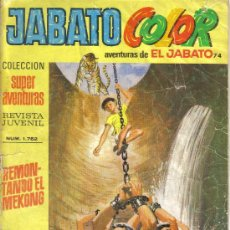 Tebeos: JABATO COLOR Nº 74, SEGUNDA EPOCA. 1975. LITERACOMIC.. Lote 27829131