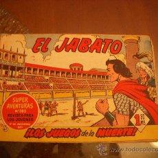 Tebeos: EL JABATO Nº 47, EDITORIAL BRUGUERA. Lote 27831606