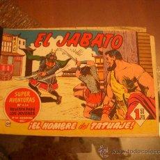 Tebeos: EL JABATO Nº 134, EDITORIAL BRUGUERA. Lote 27831816