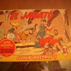 Tebeos: EL JABATO Nº 238, EDITORIAL BRUGUERA. Lote 27831950