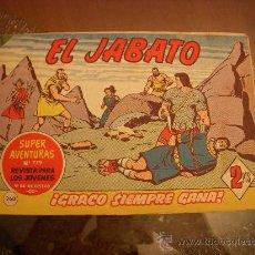 Tebeos: EL JABATO Nº 260, EDITORIAL BRUGUERA. Lote 62704035