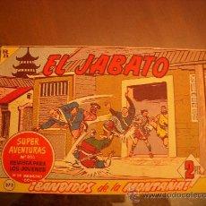 Tebeos: EL JABATO Nº 273, EDITORIAL BRUGUERA. Lote 27832004