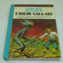 Tebeos: GRANDES OBRAS ILUSTRADAS DE EMILIO SALGARI-VOL.7-COMIC-ED.BRUGUERA 1980. Lote 27863227
