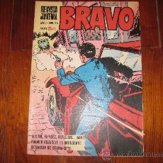Tebeos: REVISTA JUVENIL BRAVO BRUGUERA Nº 25. Lote 27871656