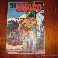 Tebeos: REVISTA JUVENIL BRAVO BRUGUERA Nº 14. Lote 27872045