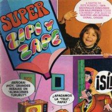 Tebeos: SUPER ZIPI Y ZAPE Nº 72 - 1979 - ED. BRUGUERA. Lote 27875038