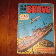 Tebeos: REVISTA JUVENIL BRAVO BRUGUERA Nº 13. Lote 27915076