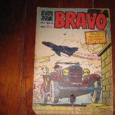 Tebeos: REVISTA JUVENIL BRAVO BRUGUERA Nº 12. Lote 27915195