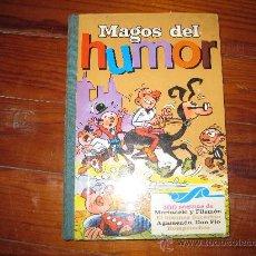 Tebeos: MAGOS DEL HUMOR VOLUMEN I. Lote 28015174
