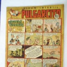 Tebeos: ALBUM INFANTIL PULGARCITO - N. 106 BRUGUERA - BUENA CONSERVACION. Lote 28041071