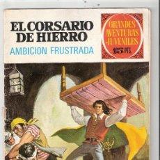 Tebeos: EL CORSARIO DE HIERRO Nº 29-1ª SERIE DE 15 PTAS.BRUGUERA. Lote 28109899