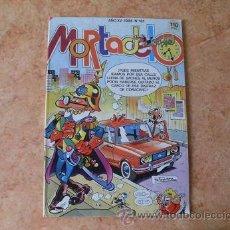 Tebeos: MORTADELO,AÑO XV,Nº 181,EDITORIAL BRUGUERA,AÑO 1984. Lote 28112752