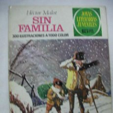 Tebeos: ANTIGUO COMIC JOYAS LITERARIAS JUVENILES SIN FAMILIA - ENVIO GRATIS A ESPAÑA. Lote 28116597