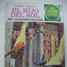 Tebeos: ANTIGUO COMIC JOYAS LITERARIAS JUVENILES EL HIJO DEL SOL - ENVIO GRATIS A ESPAÑA. Lote 28116739