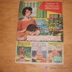 Tebeos: SISSI CUADERNOS DE NOVELAS GRAFICAS Nº 29 EDITORIAL BRUGUERA . Lote 151321341